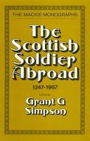 The Scottish Soldier Abroad