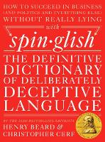 Spinglish: The Definitive Dictionary...