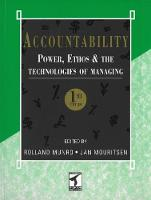 Accountability: Power, Ethos and the...