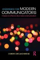 Answers for Modern Communicators: A...