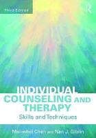 Individual Counseling and Therapy:...