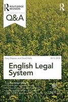 Q&A English Legal System: 2013-2014