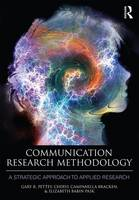 Communication Research Methodology: A...