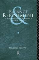 Balance and Refinement: Beyond...