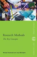 Research Methods: The Key Concepts