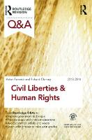 Civil Liberties & Human Rights:...