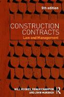 Construction Contracts: Law and...