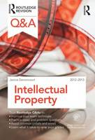 Q&A Intellectual Property Law: 2012-2013