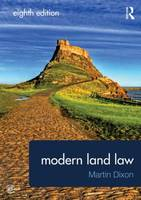 Modern Land Law