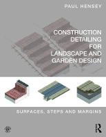 Construction Detailing for Landscape...