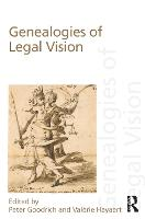 Genealogies of Legal Vision