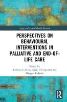Global Perspectives on Behavioural...