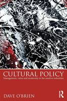 Cultural Policy: Management, Value &...