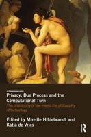 Privacy, Due Process and the...