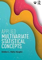 Applied Multivariate Statistical...