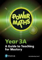 Power Maths Year 3 Teacher Guide 3A