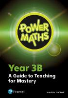 Power Maths Year 3 Teacher Guide 3B