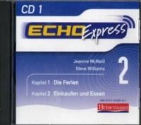 Echo 3 Rot CD (Pack of 3)