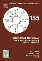 Oxide Based Materials: New Sources,...