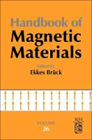 Handbook of Magnetic Materials: ...