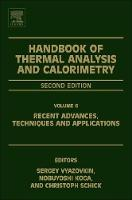 Handbook of Thermal Analysis and...