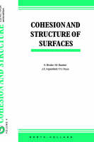 COHESION AND STRUCTURE OF SURFACES...