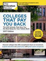 Colleges That Pay You Back, 2017...