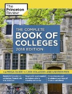 Complete Book of Colleges 2018 Edition