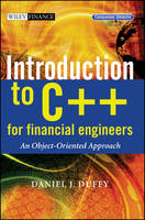 Introduction to C++ for Financial...