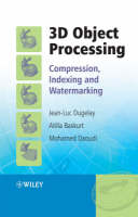 3D Object Processing: Compression,...