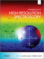 Handbook of High-Resolution Spectroscopy