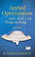 Applied Optimization with MATLAB...