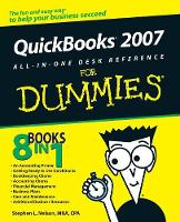 QuickBooks 2007 All-in-One Desk...