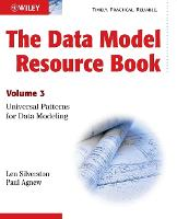 The Data Model Resource Book: v. 3:...