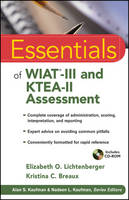 Essentials of WIAT-III and KTEA-II...