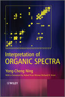 Interpretation of Organic Spectra