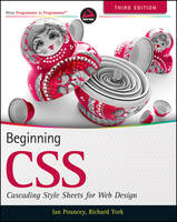 Beginning CSS: Cascading Style Sheets for Web Design