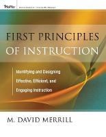 First Principles of Instruction