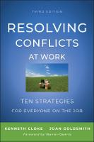 Resolving Conflicts at Work: Ten...
