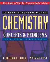 Chemistry: A Self-teaching Guide