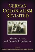 German Colonialism Revisited: ...