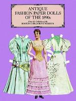 Antique Fashion Paper Dolls of the...