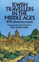 Jewish Travellers in the Middle Ages:...
