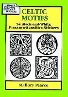 Celtic Motifs: 24 Black-and-White...