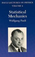 Statistical Mechanics: Volume 4 of...