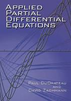 Applied Partial Differential Equati