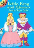 Little King and Queen Sticker Paper...