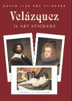 Velazquez: 16 Art Stickers