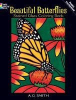 Beautiful Butterflies Stained Glass...