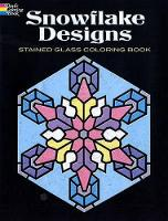 Snowflake Designs Stained Glass...